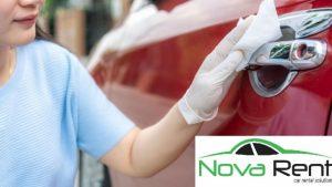 Obavezna dezinfekcija svih automobila