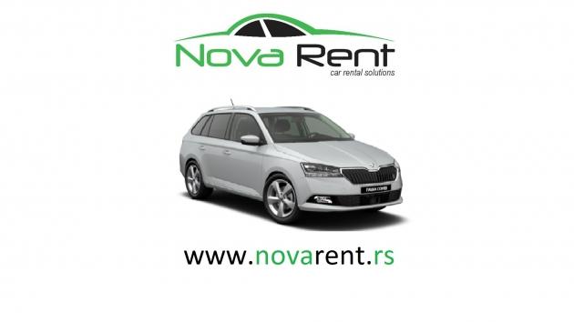 Škoda Fabia kombi 1.6TDI